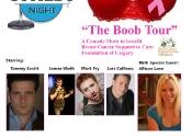 Boob Tour Poster